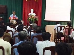 Mặt trận TP Huế: Huy động nguồn lực hỗ trợ hộ nghèo di dời khu vực I Kinh thành Huế