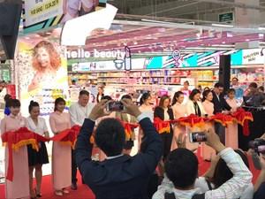 Central Group Việt Nam khai trương cửa hàng Hello Beauty đầu tiên tại khu vực phía Nam
