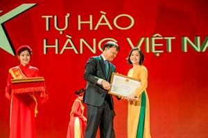Central Group Việt Nam nhận Bằng khen vì nỗ lực quảng bá hàng Việt