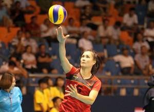 Chân dài bóng chuyền tuổi băm  và giấc mơ làm mẹ sau SEA Games