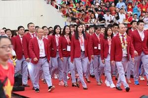 Tự hào Việt Nam - Tôn vinh các VĐV xuất sắc tại Asiad 2018