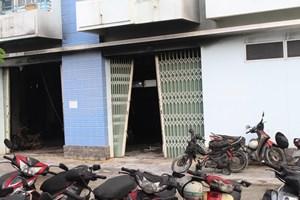 Cháy cả trăm xe máy trong ký túc xá, 5 sinh viên nhập viện