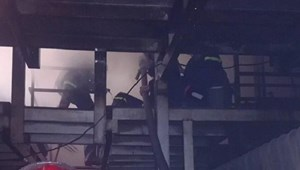 Cháy lớn tại một công ty hóa chất ở TP Hồ Chí Minh