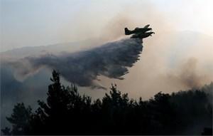 Cháy rừng nghiêm trọng tại Croatia, hàng trăm người phải sơ tán