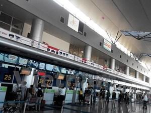 Cháy tủ điện tại sảnh A nhà ga T1 sân bay quốc tế Nội Bài