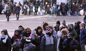 'Cháy vé' dự buổi phát biểu từ biệt của Tổng thống Mỹ Obama