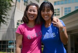 Chị em gần 40 năm thất lạc ở Hàn Quốc hội ngộ tại Mỹ