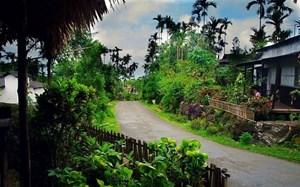 Chiêm ngưỡng ngôi làng sạch nhất châu Á