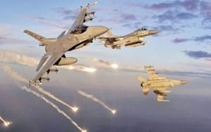 Chiến cơ Thổ Nhĩ Kỳ không kích tiêu diệt 51 tay súng IS