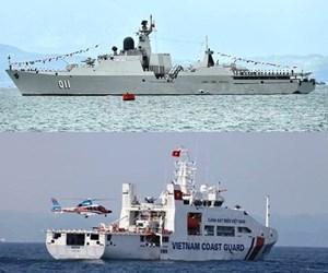 Chiến hạm Việt Nam thăm Đảo quốc Sư tử