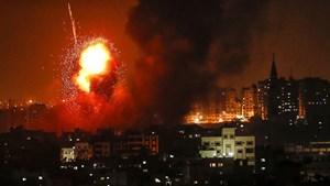 Chiến sự trên Dải Gaza tăng nhiệt nguy hiểm