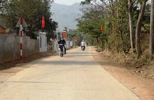 Chiềng Sung (Sơn La): Huy động mọi nguồn lực xây dựng nông thôn mới