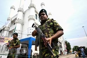 Chính phủ Sri Lanka mở rộng lệnh giới nghiêm ra toàn quốc