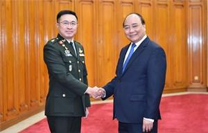Chính phủ tạo mọi thuận lợi để quân đội Việt Nam-Thái Lan đẩy mạnh hợp tác
