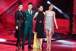 Chính thức lộ diện Top 4 bước vào Chung kết The Voice 2016