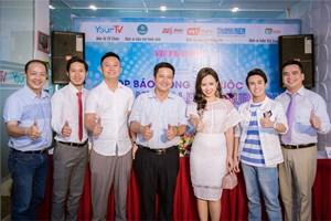 Chính thức ra mắt 'Hành trình tìm kiếm tài năng Việt Nam 2017'