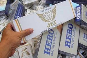 Cho phép bán đấu giá thuốc lá lậu còn chất lượng: Nguy cơ gia tăng thuốc lá lậu
