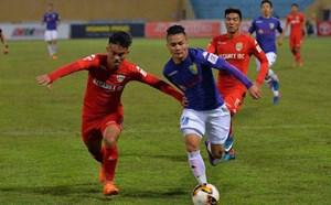 Chốt lịch Bình Dương gặp Hà Nội lượt về bán kết Cúp Quốc gia 2018