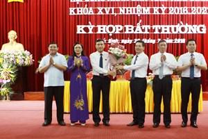 Chủ tịch HĐND, Chủ tịch UBND tỉnh Thái Bình hoán đổi chức vụ
