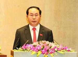 Chủ tịch nước gửi Thư chúc mừng nhân dịp khai giảng năm học mới