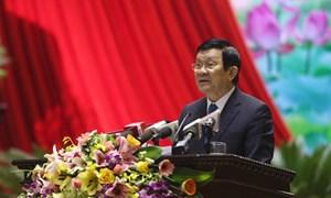 Chủ tịch nước: Không được để xảy ra oan sai trong xét xử