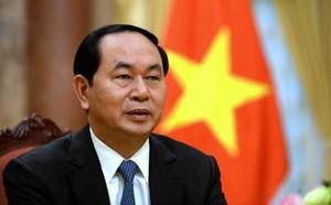 Chủ tịch nước: Quan hệ Việt-Pháp mang những chuẩn mực đặc biệt