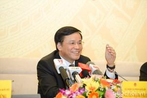 Sẽ kiện toàn chức danh Chủ tịch nước, Thủ tướng, Chủ tịch QH