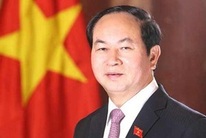 Chủ tịch nước Trần Đại Quang chúc mừng tân Tổng thống Singapore Halimah Yacop