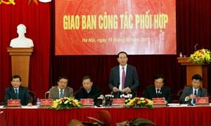Chủ tịch nước Trần Đại Quang: Đẩy mạnh đấu tranh, xử lý tội phạm