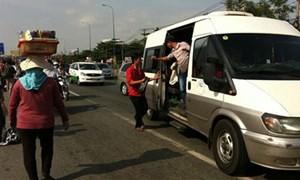 Chủ tịch tỉnh, thành phố chịu trách nhiệm nếu xã hội đen thao túng vận tải hành khách