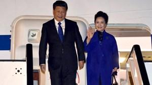 Chủ tịch Trung Quốc bắt đầu chuyến thăm Anh