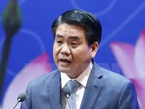Chủ tịch UBND thành phố Hà Nội đối thoại với công nhân lao động