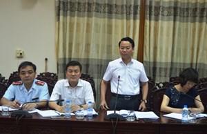 Chủ tịch UBND tỉnh Yên Bái cam kết chấp hành mọi yêu cầu của Đoàn Thanh tra Chính phủ