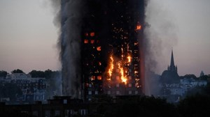 Chưa có nạn nhân người Việt Nam trong vụ hỏa hoạn tại Anh