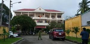 Chưa thể khẳng định Phó chánh Thanh tra tỉnh Quảng Nam tự tử hay bị ngã(!)
