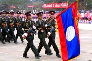 Điện mừng kỷ niệm Quốc khánh Cộng hòa Dân chủ Nhân dân Lào
