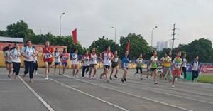 Chung kết Giải chạy Báo Hànộimới mở rộng lần thứ 45 tại Thanh Trì