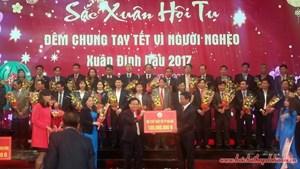 Chung tay Tết vì người nghèo tỉnh Hà Nam