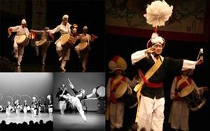 Chương trình biểu diễn nghệ thuật Hàn Quốc mở cửa tự do cho du khách