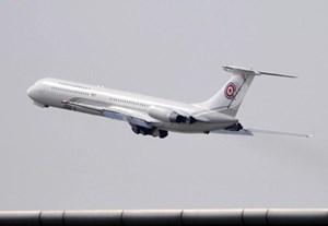 Chuyên cơ của ông Kim Jong-un được cho là từng bay thử tới Hà Nội
