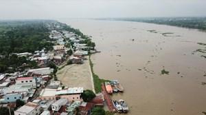 Chuyển đổi sinh kế, ứng phó biến đổi khí hậu ở thượng nguồn sông Mekong