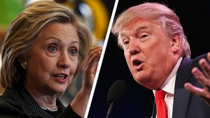 Clinton, Trump ra sức chuẩn bị cho vòng tranh luận trực tiếp