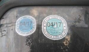 Có bị truy thu phí đường bộ khi mua xe hết đăng kiểm?