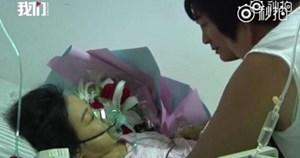 Cô dâu qua đời trong đám cưới tại bệnh viện
