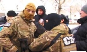 Cơ quan An ninh Quốc gia Ukraina khám xét khu đô thị Làng Sen tại Odessa