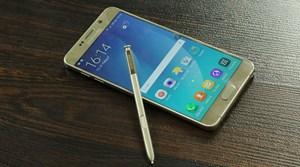 Còn hơn 4.000 sản phẩm Galaxy Note 7 đang trong tay người sử dụng
