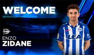 Con trai Zidane chia tay Real, gia nhập đội ở La Liga