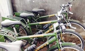 Công an Hà Nội kiểm tra vì sao xe đạp tuần tra 'đắp chiếu'?