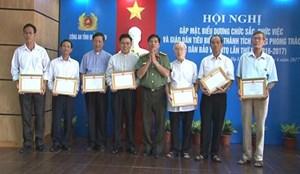Công an tỉnh Quảng Ninh tuyên dương chức sắc, chức việc, giáo dân tiêu biểu