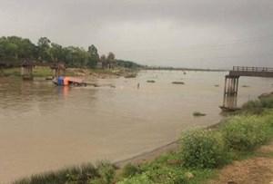 Công an vào cuộc vụ tàu đâm sập cầu ở Thanh Hóa